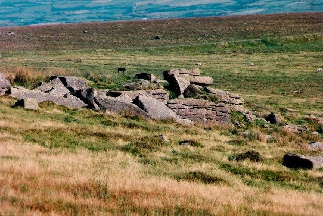 Sharp Tor on Dartmoor