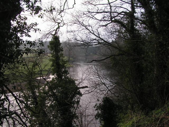 River Tees, Hurworth