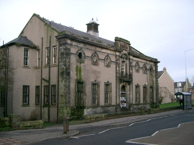 Lochgelly  Miners'  Welfare & Institute