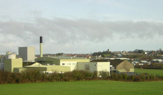 Mozzarella Cheese Factory, Llangefni.