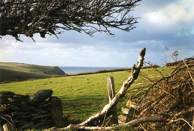 Crantock: towards Kelsey Head