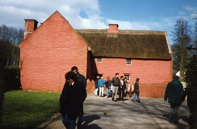 St Fagans: Museum of Welsh Life, Kennixton Farmhouse