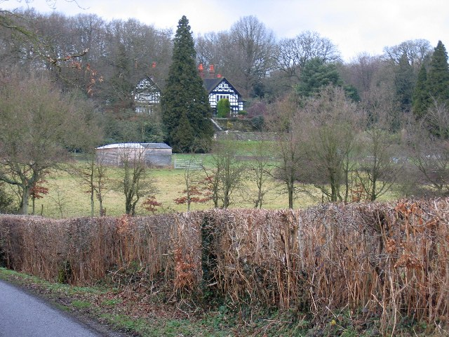 Minnickfold from the road to the south