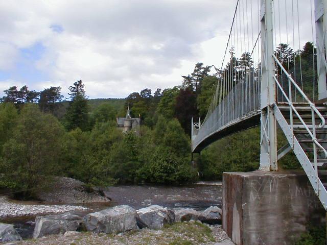 Bridge over the River Garry