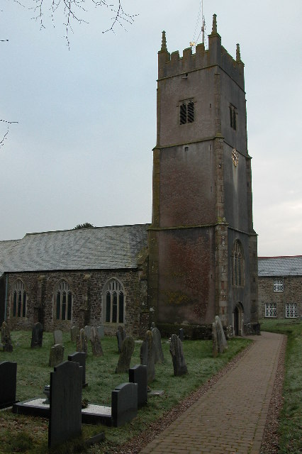 Chawleigh church