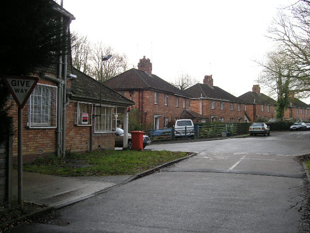 "Barrow Hospital - ""Staff Cottages"""