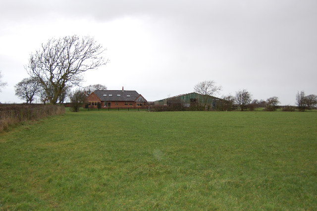 Farm on Greenhalgh Lane