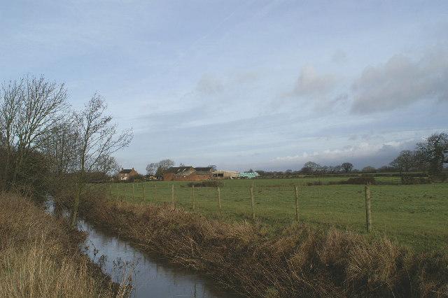 Syd Brook Hall Farm