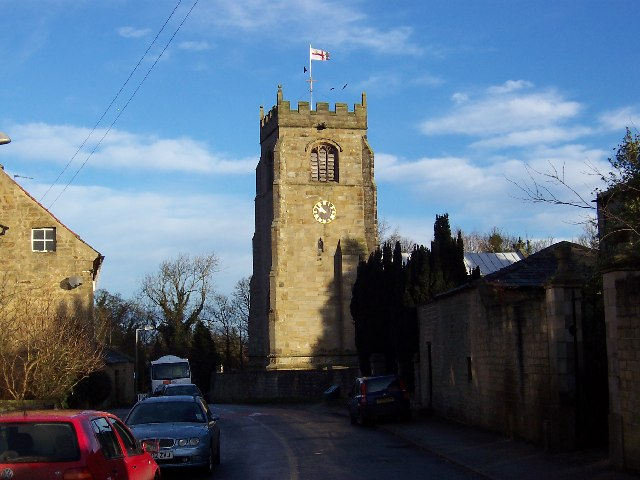 St. Andrews Church, Kirkby Malzeard