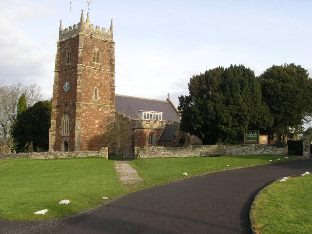 Abbot's Leigh Church