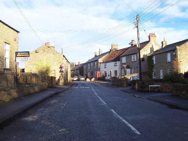 Part of Grewelthorpe