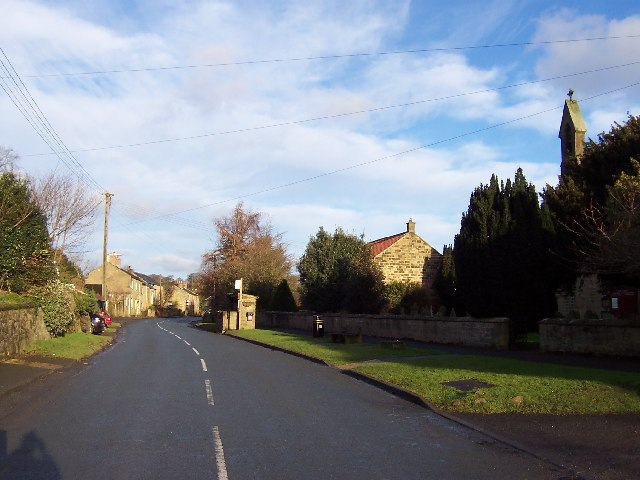 Central Grewelthorpe