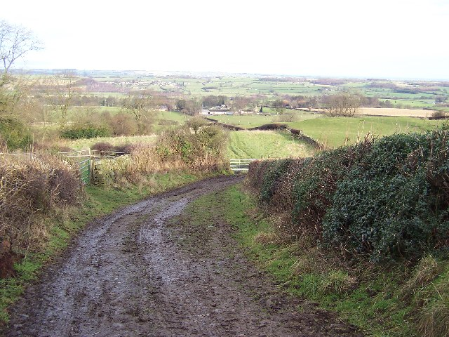 Green Lane on Quarry Hill