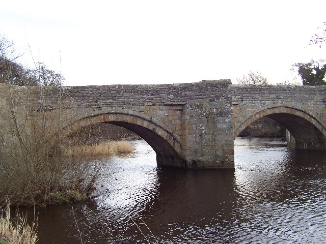 Ulshaw Bridge