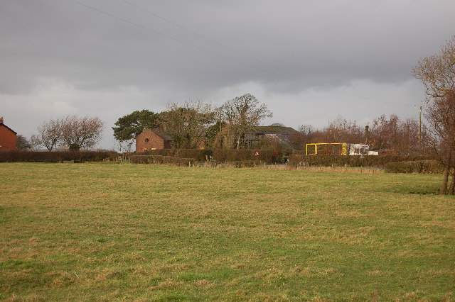 Farm at Blue Moor