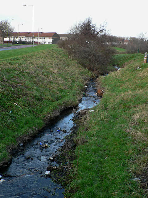 The Monkton Burn