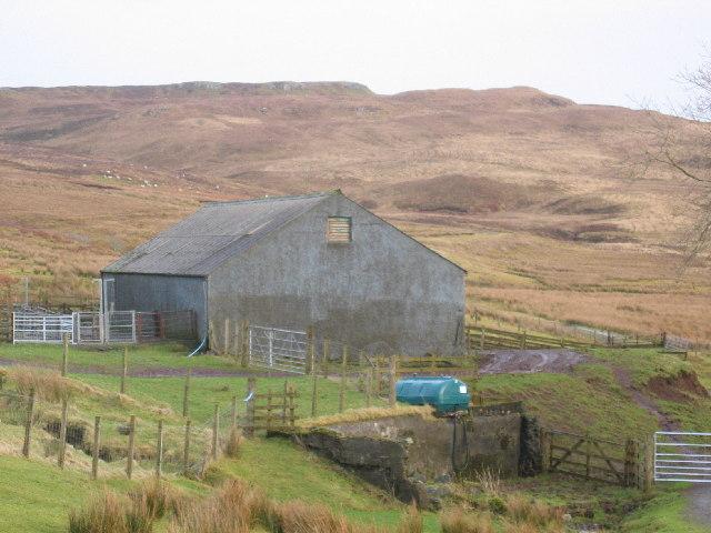 Barn at Vic Askill Farm