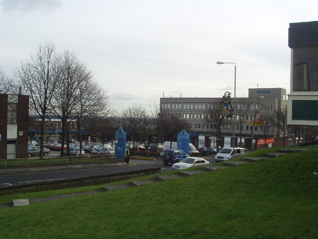 Bramley Shopping Centre, Lower Town St, Bramley, Leeds