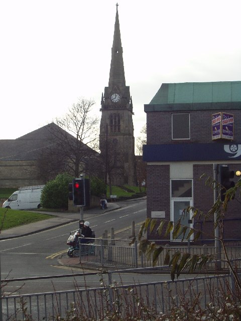 Bramley Parish Church, Leeds