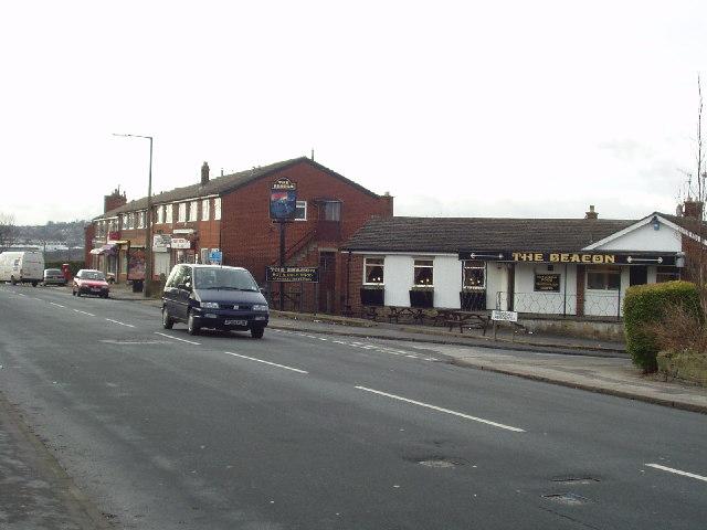 Broad Lane Bramley Leeds 169 Rich Tea Cc By Sa 2 0