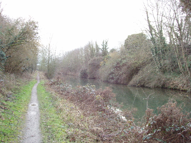 Slough Branch of the Grand Union Canal