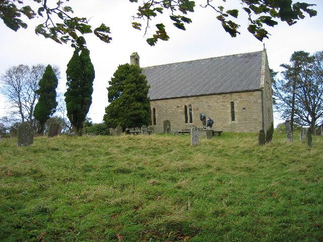 Muggleswick All Saints Church