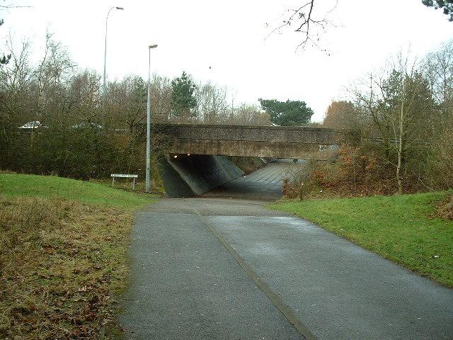 Roberts Fold Subway, Birchwood