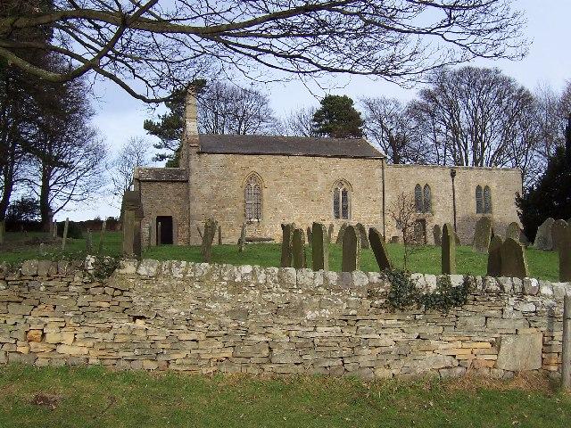 St. Oswalds Church, Thornton Steward