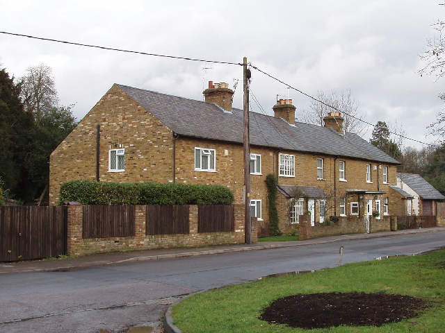 Houses in Norwood Lane, Iver Heath