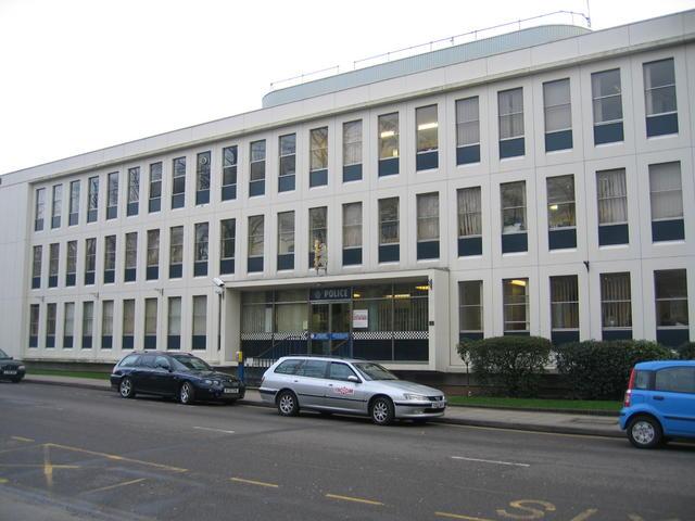 The Police Station, Royal Leamington Spa