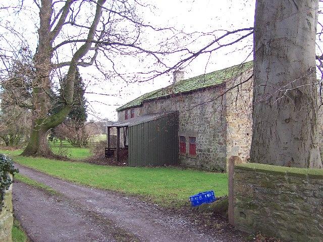 Buildings at Kilgram Grange