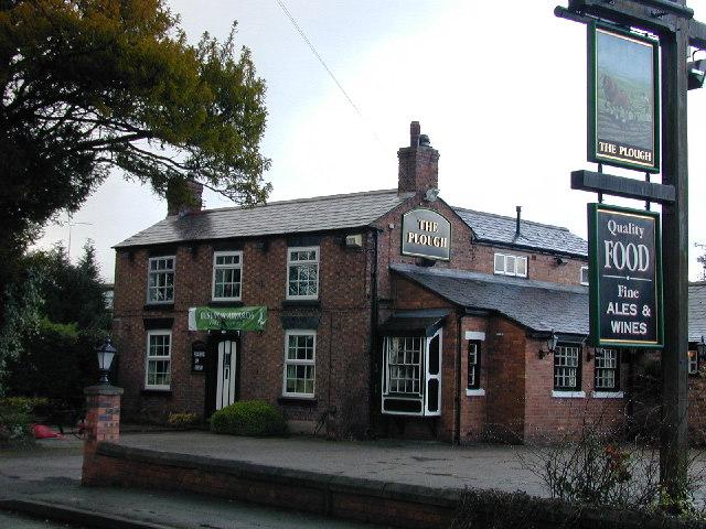 The Plough Inn, Brown Heath.