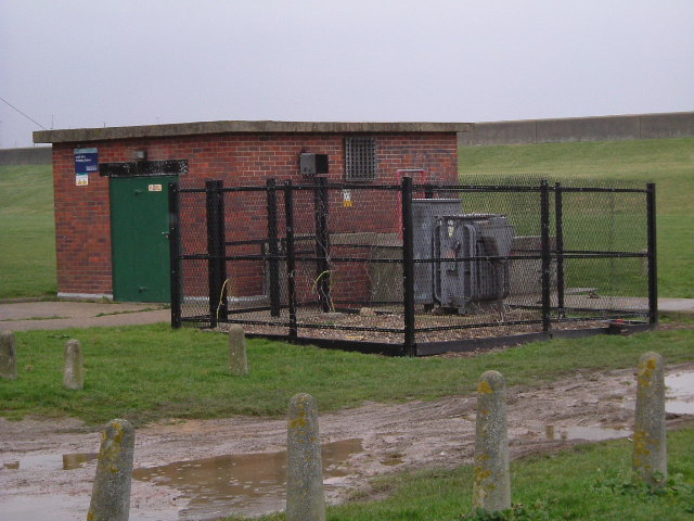 Leigh Beck Pumping Station