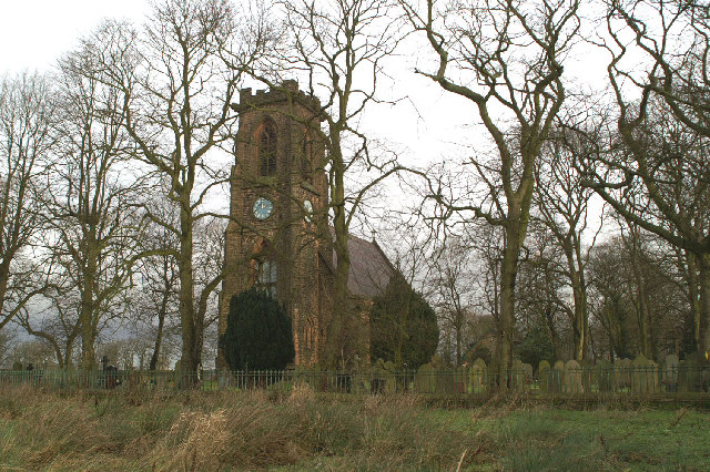 Christ Church, Charnock Richard