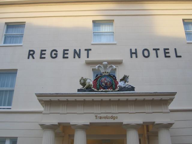 Regent Hotel Crest