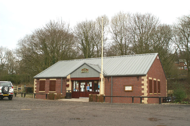 Visitor Centre, Yarrow Valley Country Park
