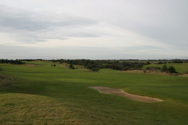 Whitley Bay Golf Course