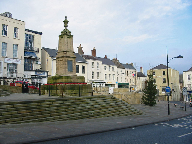 Beaufort Square Chepstow Monmouthshire