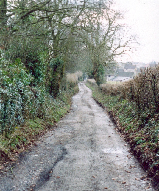 Fosse Way at Charlton, Shepton Mallet