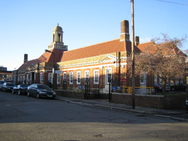 Harrow Magistrates' Court