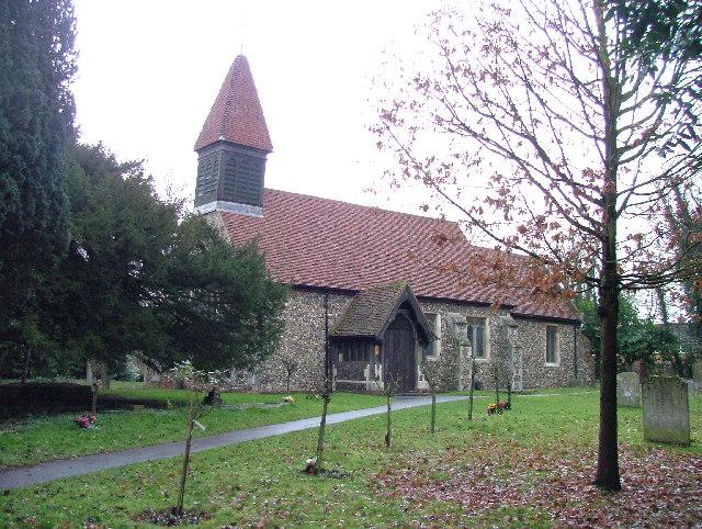 St Marys, Shephall