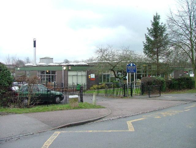 Shephalbury Park Primary School.
