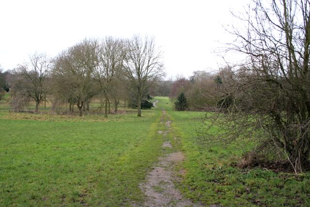 Arboretum, Evington