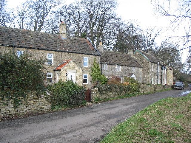Cottages at  Pinckney Green