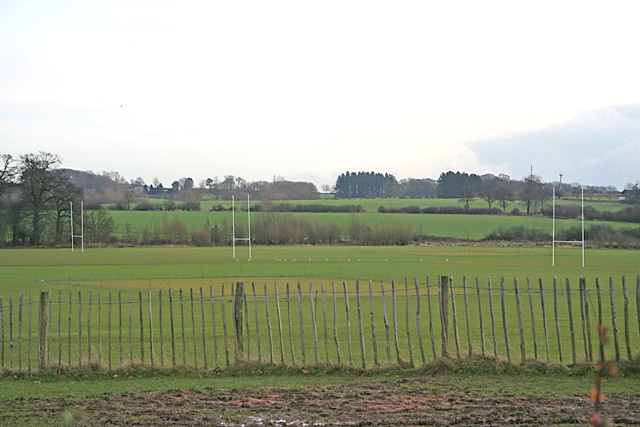 Stoughton Road Playing Fields, Leicester University