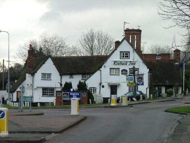 Roebuck Inn.