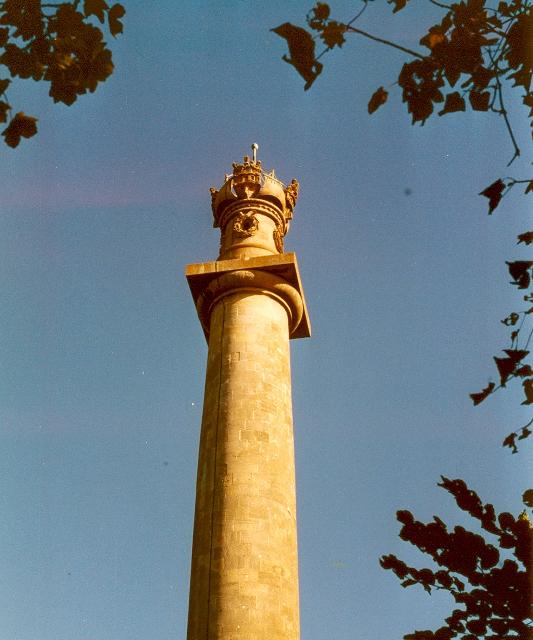Hood Monument, Compton Dundon