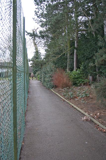 Evington Park, Leicester