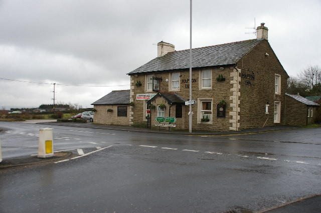 The Hapton Inn