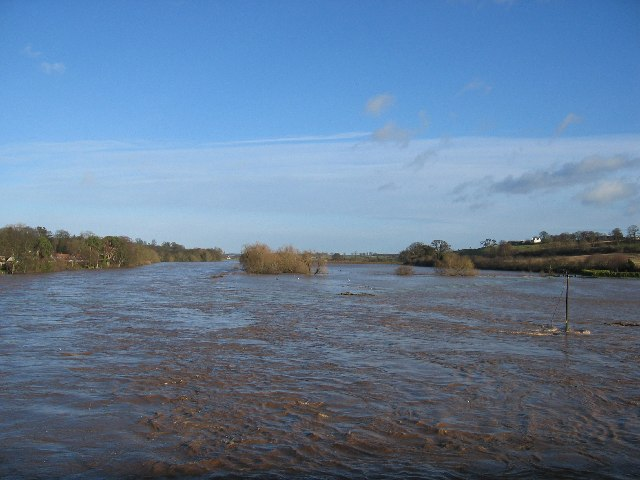River Tweed - Floods of January 2005